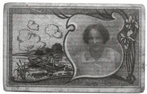 My grandmother, Esta (Wsllen) Roberts
