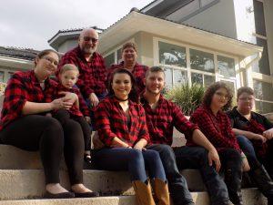 Roberts Family 2017