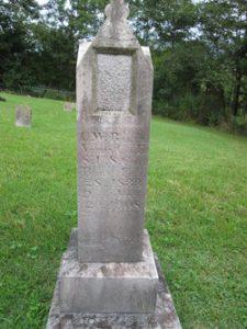 My great,great grandfather, Claiborne W. Baker, 28 Feb 1833-20 Jun 1908